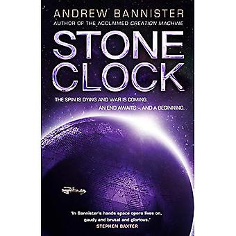 Stone Clock: (The Spin Trilogy 3)