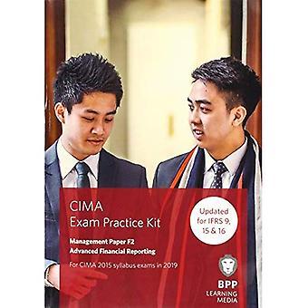 CIMA F2 Advanced information financière: Kit pratique d'examen