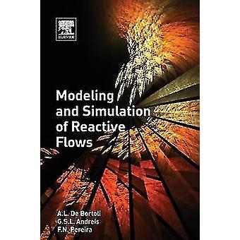 Modelagem e simulação de fluxos reativos por Bortoli & A L'