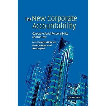 New Corporate Accountability by Doreen McBarnet