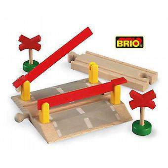 BRIO Level Crossing Wooden Toy