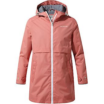 Craghoppers Girls Dahna Waterproof Lightweight Walking Coat