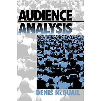 Publikum-Analyse nach McQuail & Denis