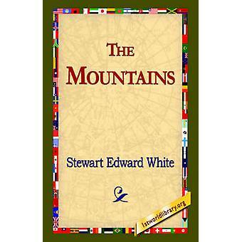 Les montagnes de blanc & Stewart Edward