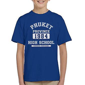 Koszulka dziecięca Phuket High School