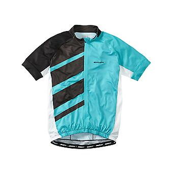 Madison Blue Curaco-Black 2016 Sportive Race Short Sleeved Cycling Jersey