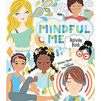 Mindful Me Activity Book by Whitney Stewart - 9780807551462 Book