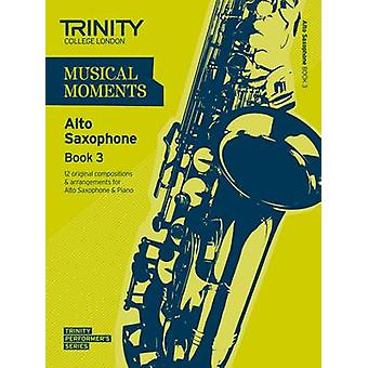 Musical Moments Alto Saxophone - Book 3 by Trinity College London - 97