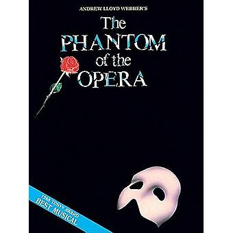 Phantom of the Opera - Souvenir Edition - Piano/Vocal Selections (Melo