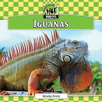 Iguanas by Kristin Petrie - 9781617834400 Book