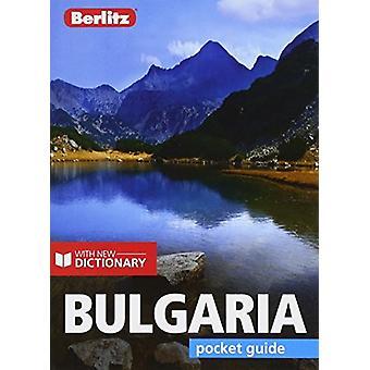 Berlitz Pocket Guide - Bulgaria by Berlitz - 9781785730436 Book