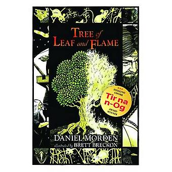 Tree of Leaf and Flame - Tales from the Mabinogi by Daniel Morden - Br