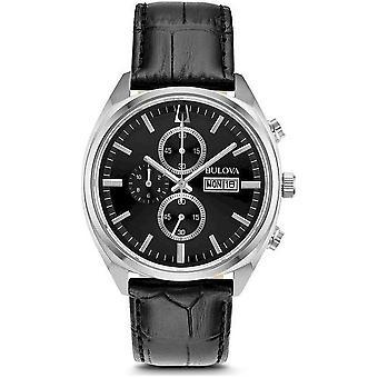 Bulova-Classic 96C133 heren klassiek horloge
