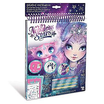 Nebulous Stars Nebulia's Creative Sketchbook