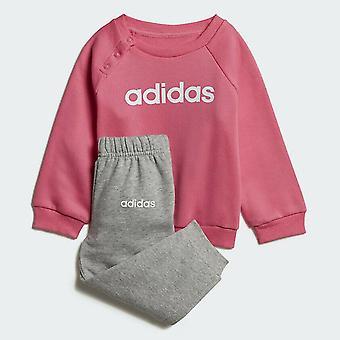 Adidas niemowląt dziewczyny liniowe polarowe DV1287
