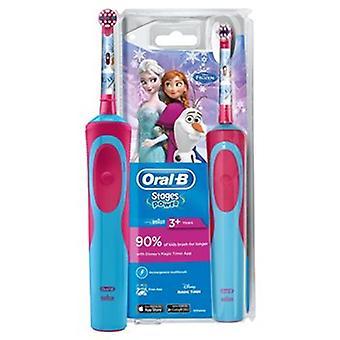 فرشاة أسنان كهربائية عن طريق الفم B Stages Power Frozen Kids