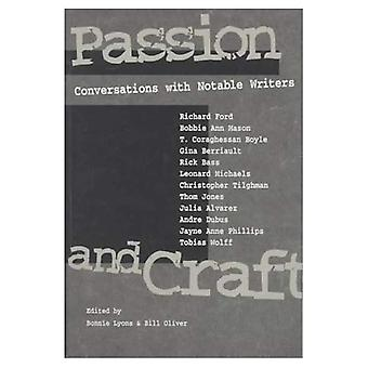 Passion and Craft: Conversations with Notable Writers
