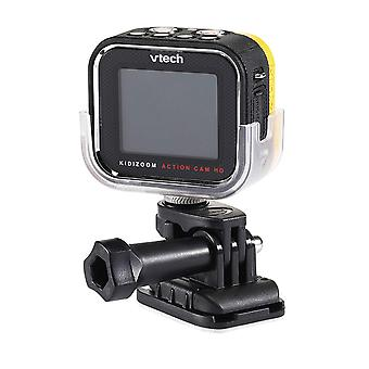 VTech 520203 Action Cam HD Action Camera for Kids - With Water  Resistant Case