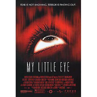 Mein kleines Auge (doppelseitig regelmäßig) Original Kino Poster