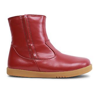 Bobux Kid+ Girls Shire Boots Rose Gloss