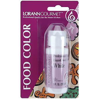 Liquid Food Color 1 Ounce White Lfc 1130