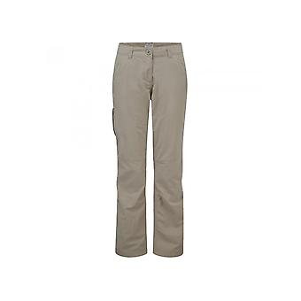 Craghoppers NosiLife Womens Regular Trousers Cafe Au Lait (Size 16)