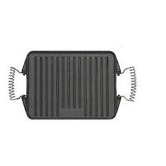 Comgas Iron 24x44 cm rectangular cast iron. (43G)