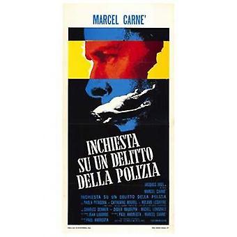 ملصق الفيلم قواطع القانون (11 × 17)