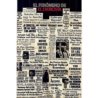 L'affiche du film Exorciste (11 x 17)