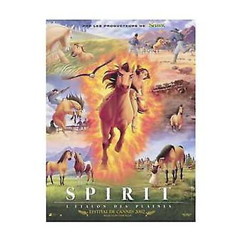 Spirit-Stallion of the Cimarron Movie Poster (11 x 17)