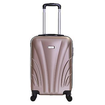 Slimbridge Ferro 55 cm hård kuffert, Champagne