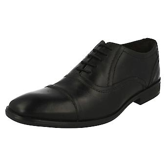 Mens Base London Formal Shoes Sage