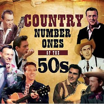 Country No. 1s of the '50s by Various Artists