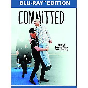 Engageret [Blu-ray] USA importerer