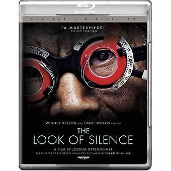 Udseendet af stilhed [Blu-ray] USA import