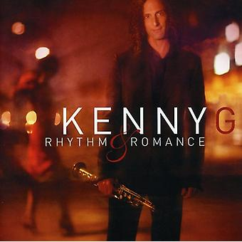 Kenny G - Rhythm & Romance [CD] USA import