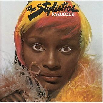 Stylistics - Fabulous [CD] USA import