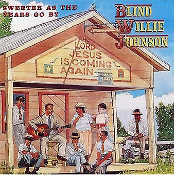 Blind Willie Johnson - sødere som år gå ved [CD] USA import