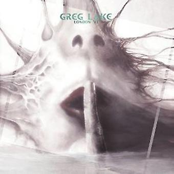 Greg Lake - London 81 [Vinyl] USA import