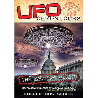 UFO Chronicles: Shadow verden [DVD] USA importerer
