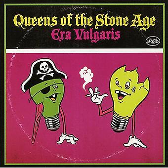 Dronninger af Stone Age - æra Vulgaris [CD] USA import