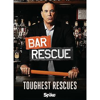 Bar Rescue: Hårdeste redder [DVD] USA importerer