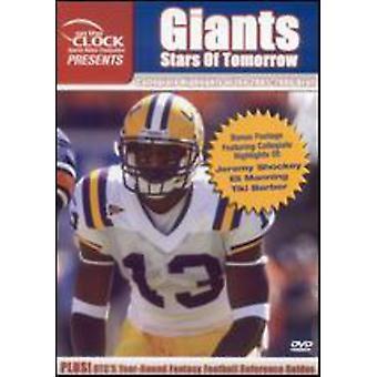 Giants [DVD] USA importerer