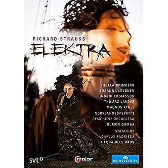 Strauss: Importar de EEUU Elektra [DVD]
