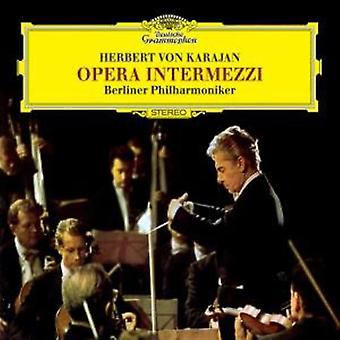 Herbert Von Karajan - Opera Intermezzi [CD] USA import