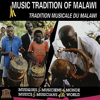 Forskellige kunstner - musik Tradition af Malawi [CD] USA importerer