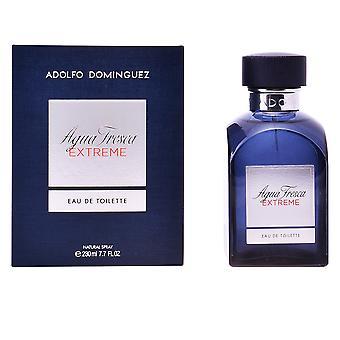 Adolfo Dominguez Agua Fresca Extreme Edt Spray 120 Ml For Men