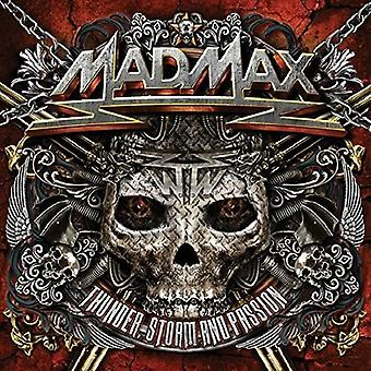 Mad Max - torden Storm & Passion [CD] USA importerer