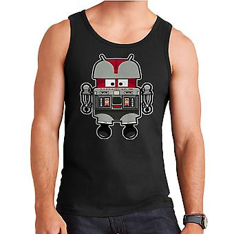 V.I.N.CENT L.F 396 Droid The Black Hole Android Men's Vest