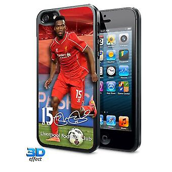 Liverpool iPhone 5 / 5S Hard Case 3D Sturridge